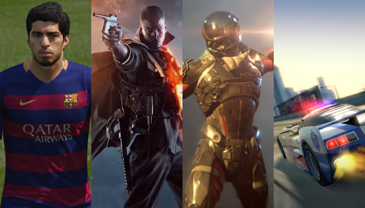 EA Play E3 2016