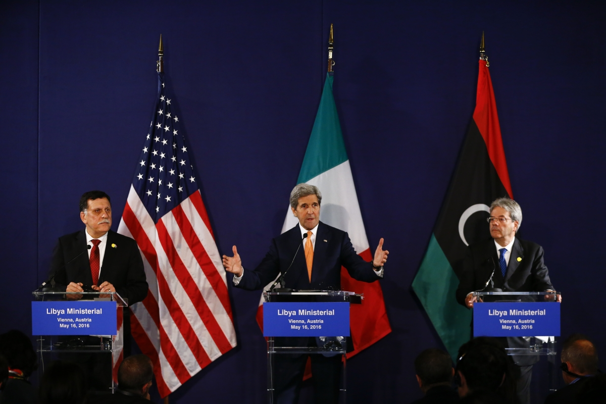 Libya arms embargo