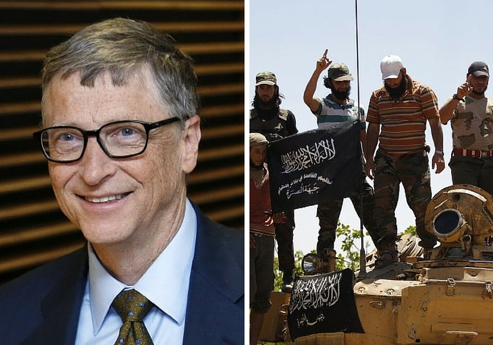 Bill Gates al-qaeda