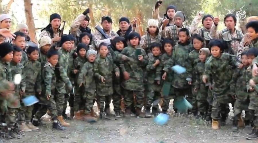 Isis kids
