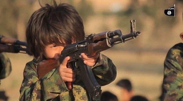 Isis kids 1