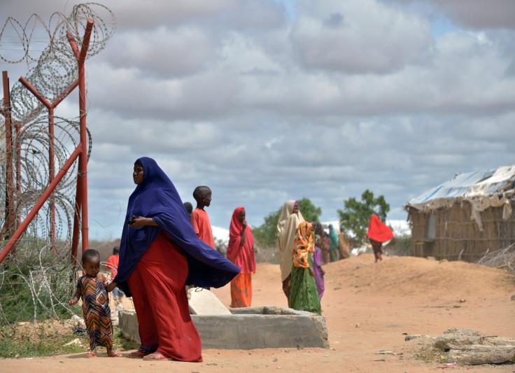 Somali refugees in Kenya