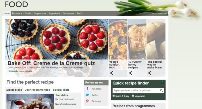 BBC recipes