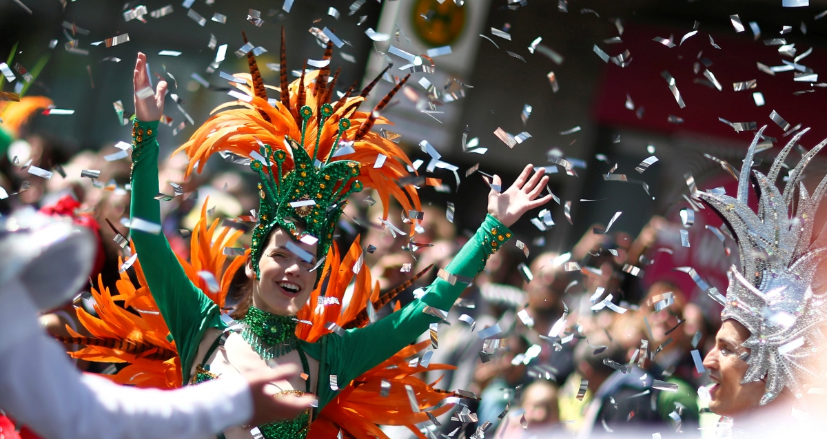 Berlin's Carnival of Cultures