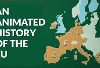 animated history of the EU