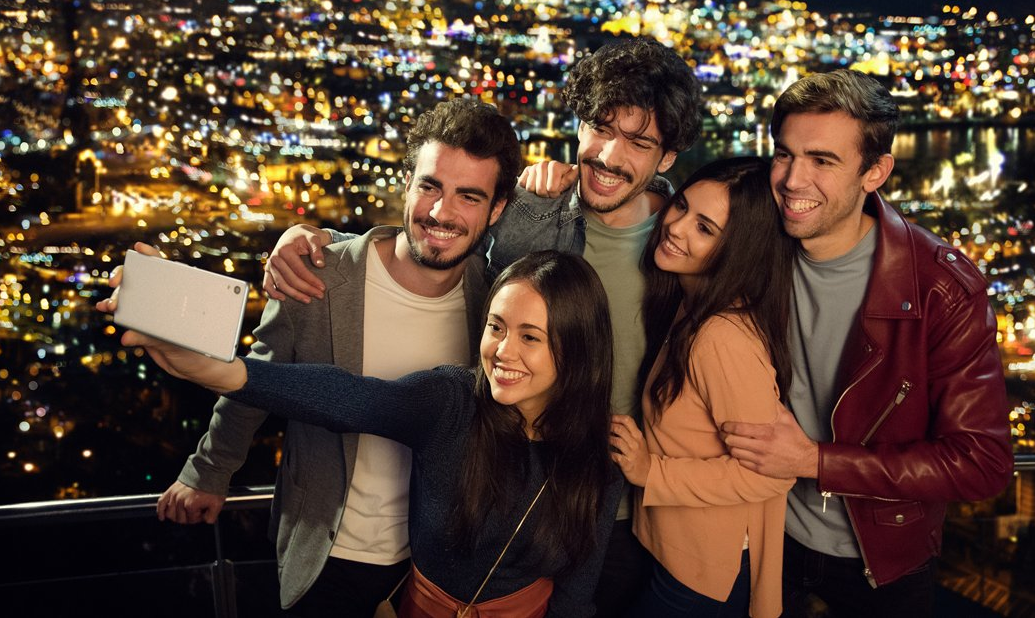 Xperia XA Ultra Selfie