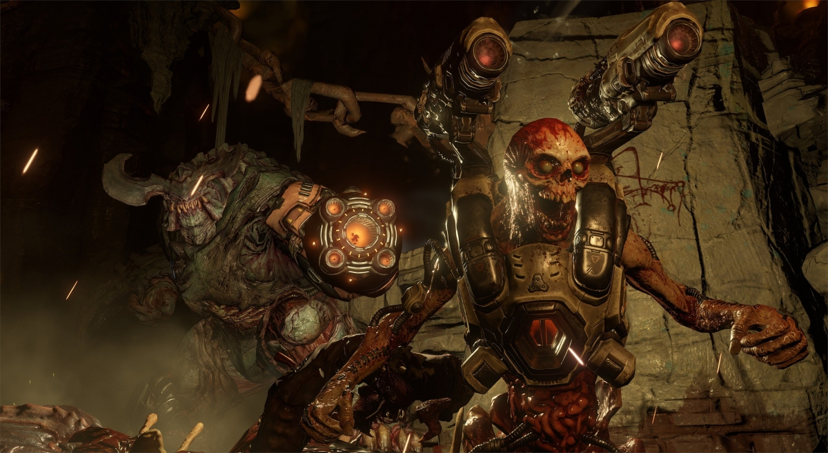 Doom 2016 screenshot