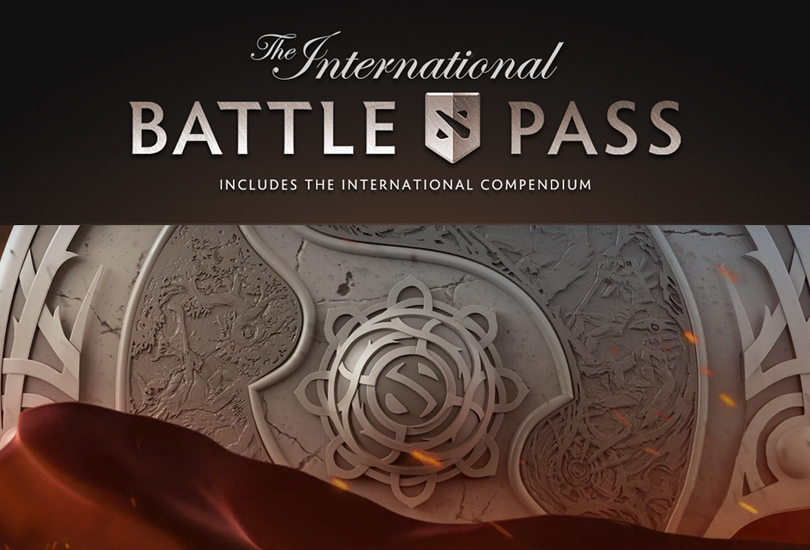 Dota 2 International 2016 Battle Pass