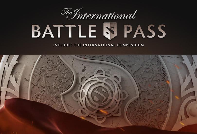Dota 2 International 2016 Battle Pass