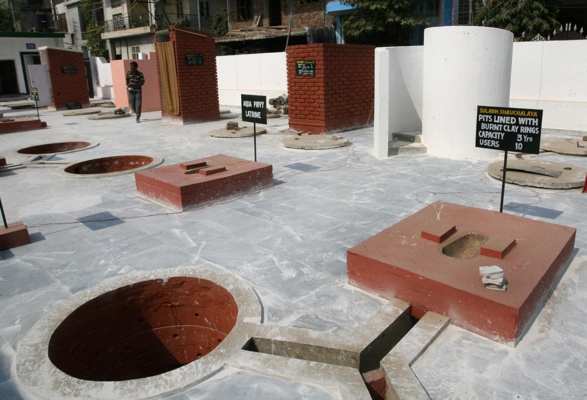 Sulabh International Toilet Museum