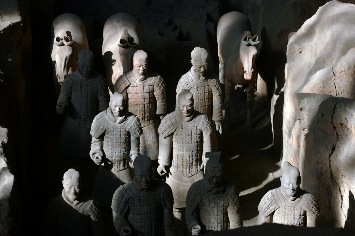 Museum of Qin Terra-Cotta Warriors and Horses