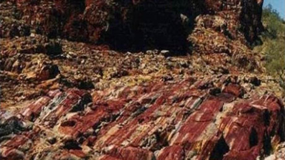 massive asteroid impact