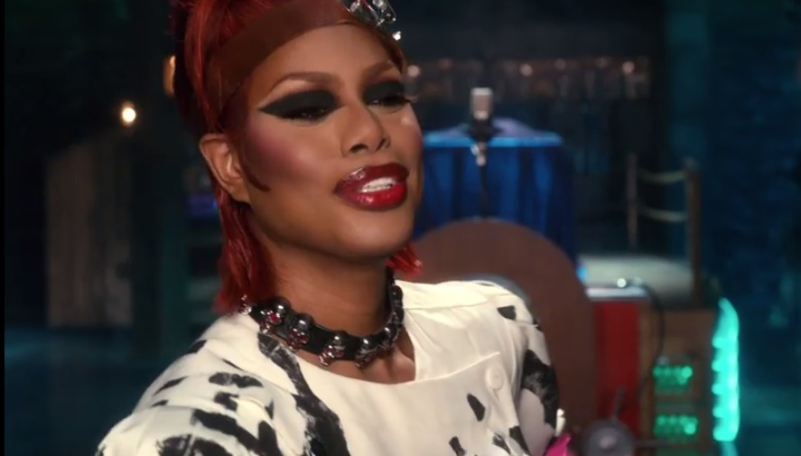 Laverne Cox cast as Frank-N-Furter in remake
