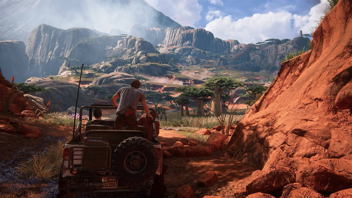 Uncharted 4 A Thief's End PS4 screenshot