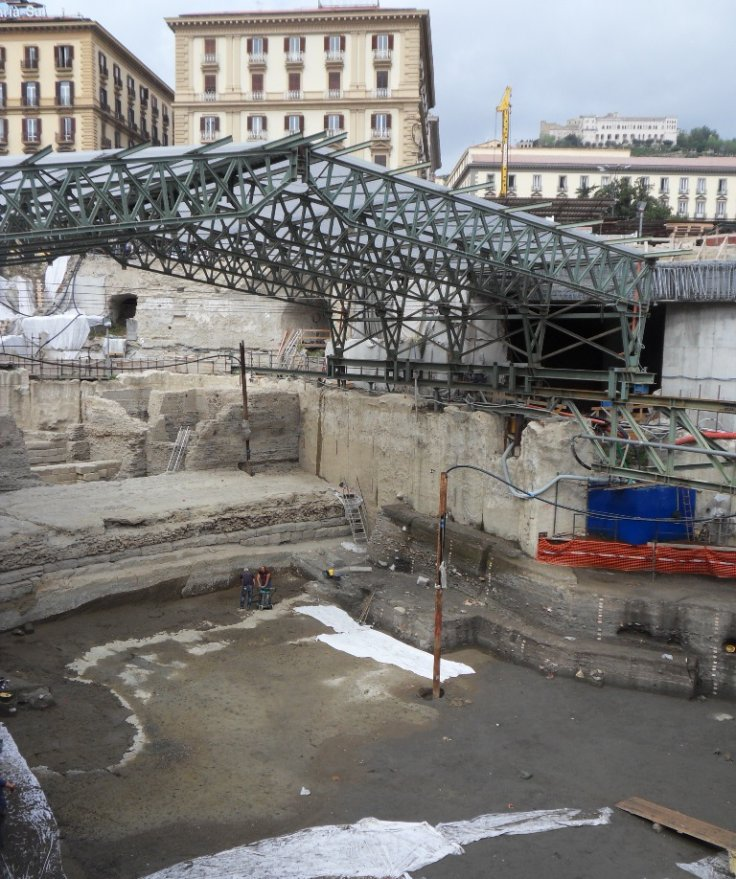 ancient port of Naples