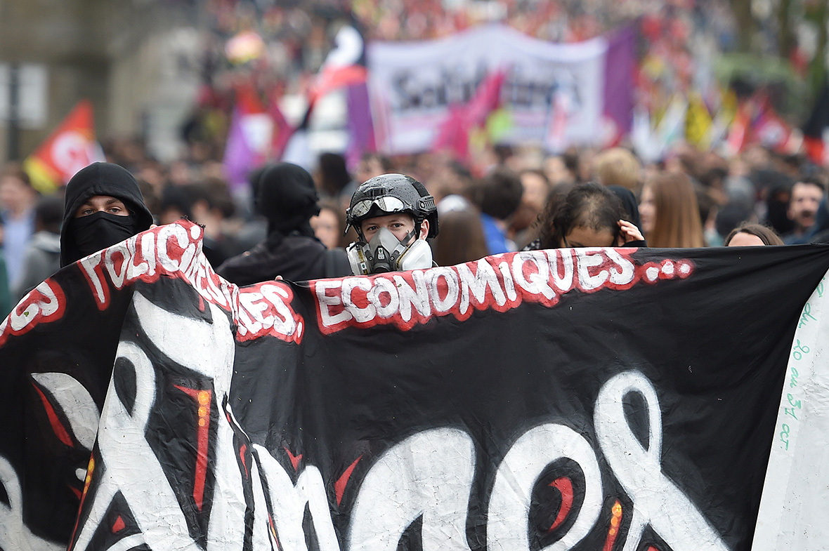 France labour reforms