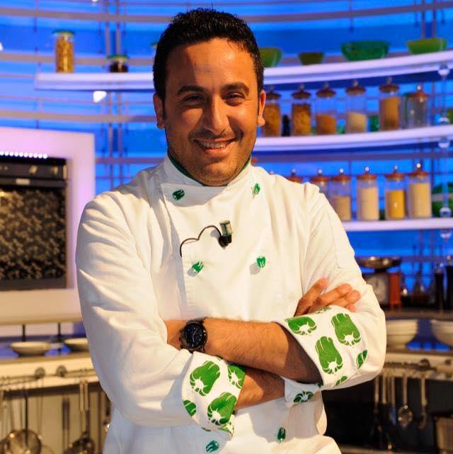 Italian chef Natale Giunta