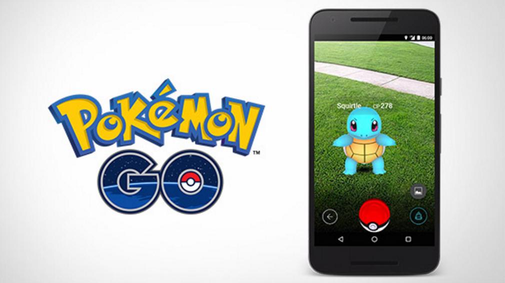 Pokemon Go field test US