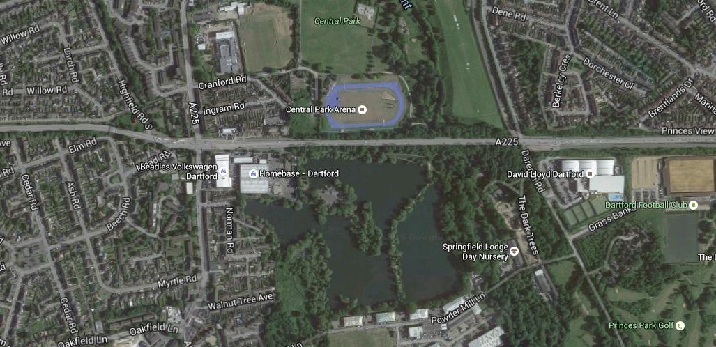 brooklands lake dartford kent dog poisoning