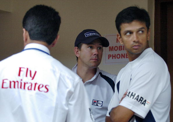 ricky ponting backs rahul dravid as india\'snextcoach