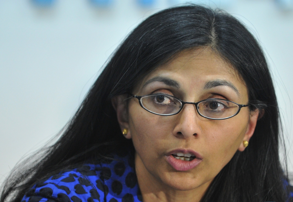 Nisha Desai Biswal