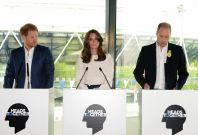 Prince Harry Catherine and Prince William
