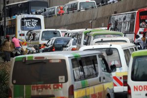 Traffic, Nairobi