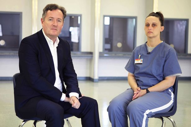 Killer Women With Piers Morgan Public Take To Twitter To