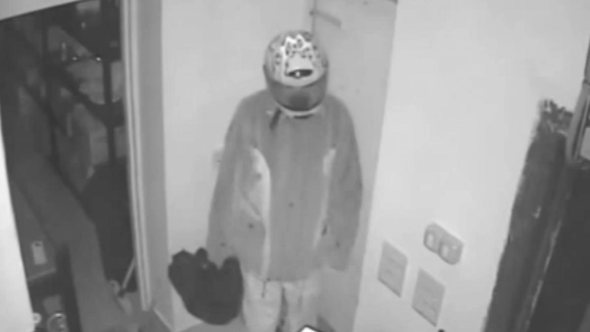 Finchley arson suspect