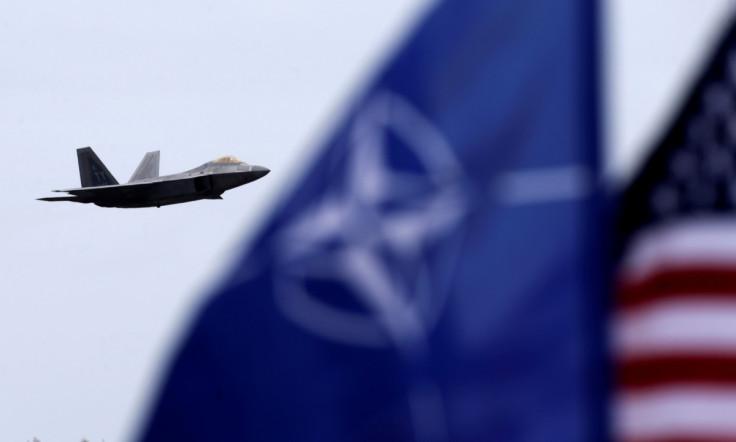 Nato Russia tensions
