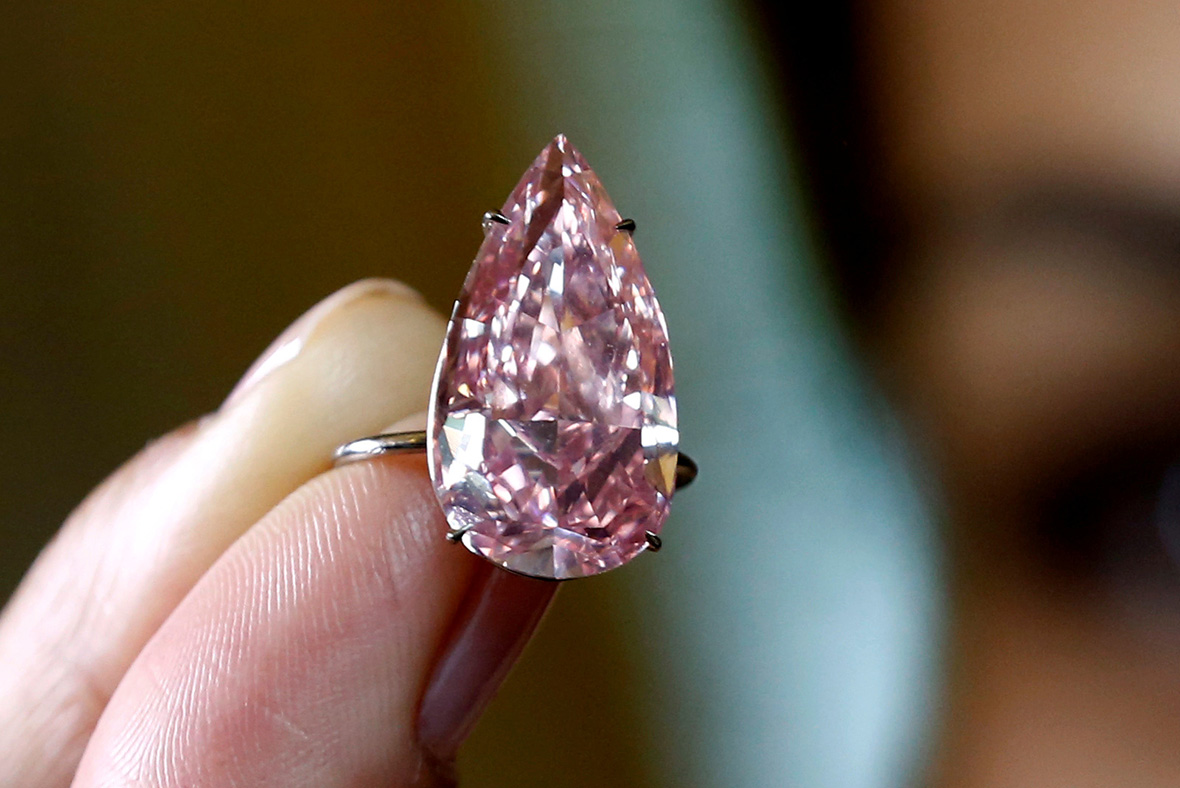 Unique Pink