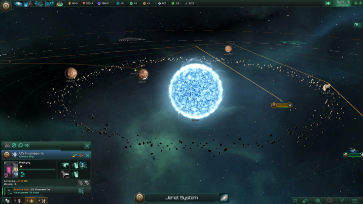Stellaris Console Command codes planets image