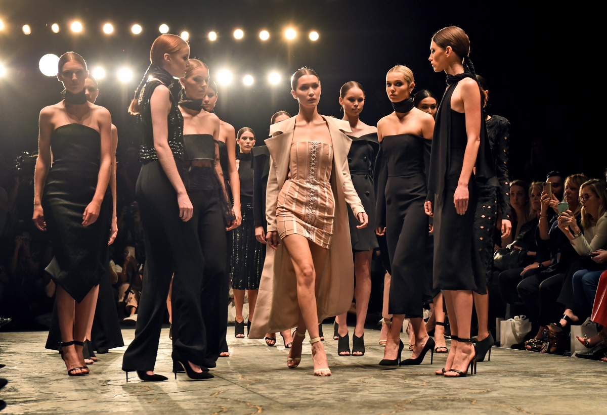 Misha Collection Australian Fashion Week