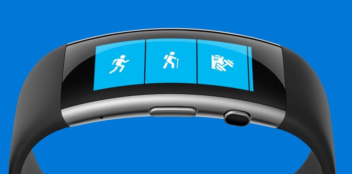 Microsoft Band 2 update