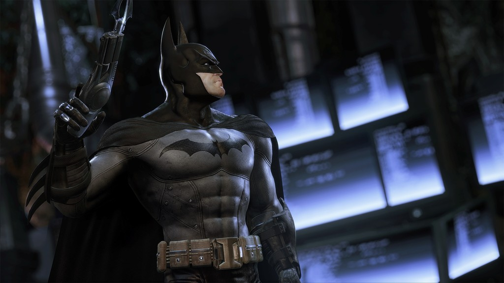 Batman Return To Arkham remaster