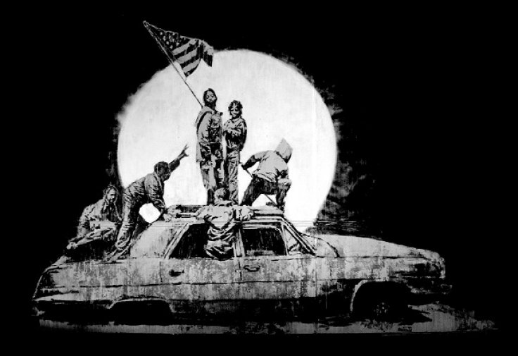 Banksy: War, Capitalism & Liberty