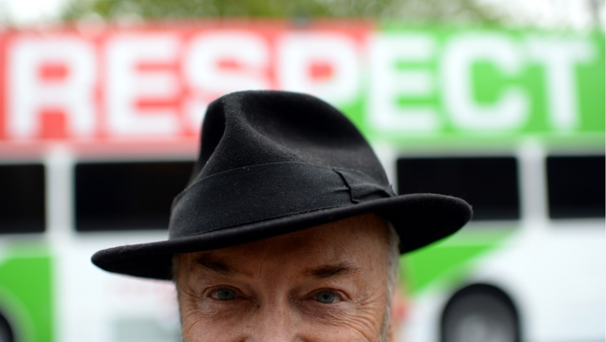 George Galloway, Respect Party leader