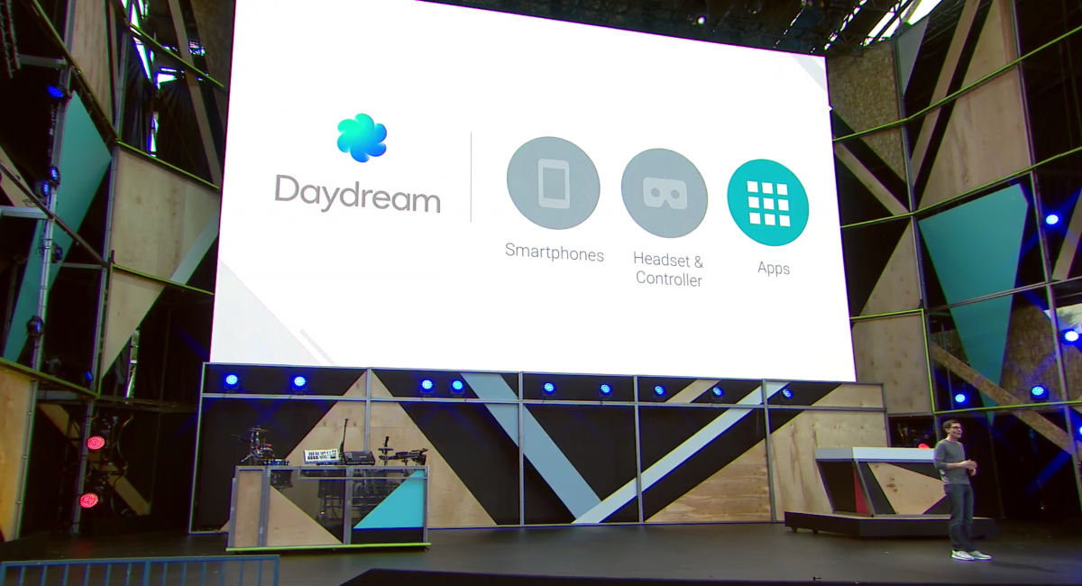 Google's Daydream for Virtual Reality