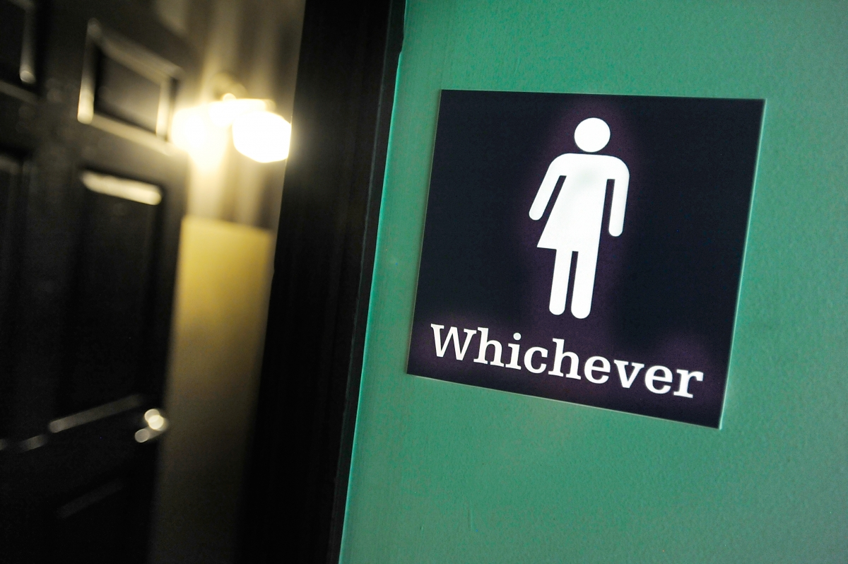 Transgender Bathroom Uk