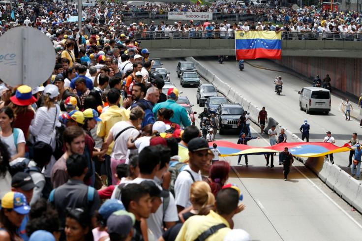 Venezuela protests