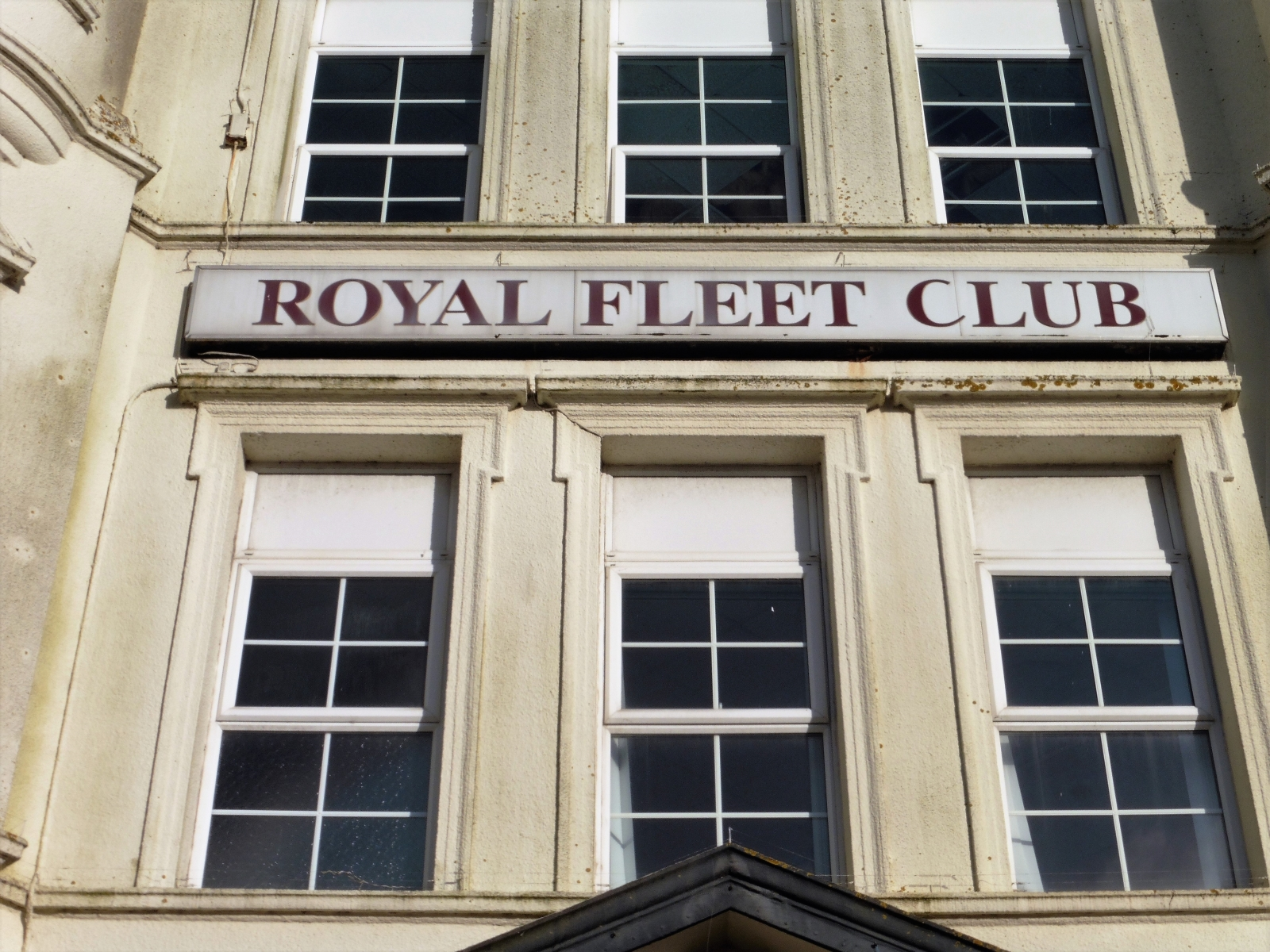 Royal Fleet Club Plymouth Scientology