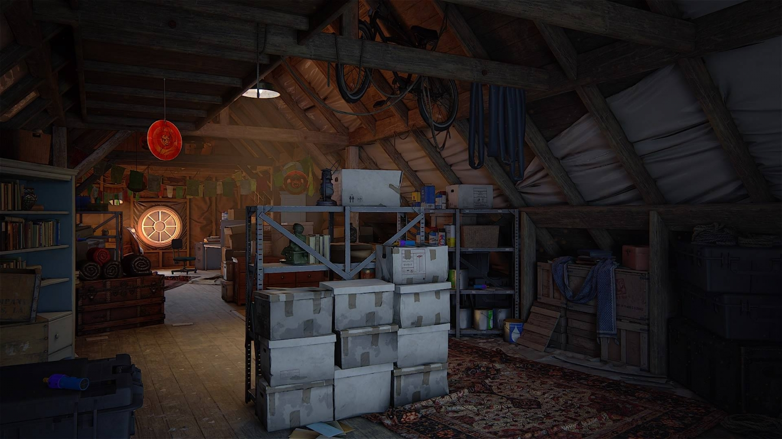 Uncharted 4 Drake's House