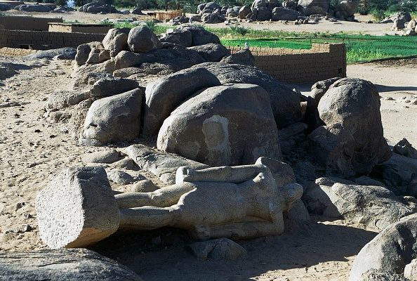 Egypt Tombos