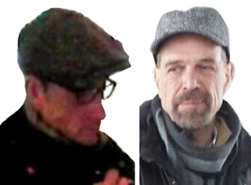 Police released photographsBurkhard Garweg (l.) und Ernst-Volker-Staub