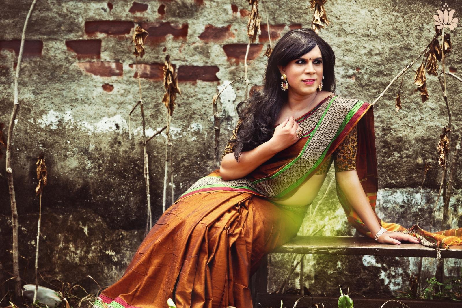 Red Lotus transgender fashion campaign