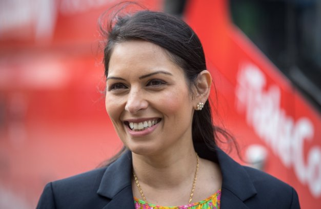 Priti Patel, employment minister