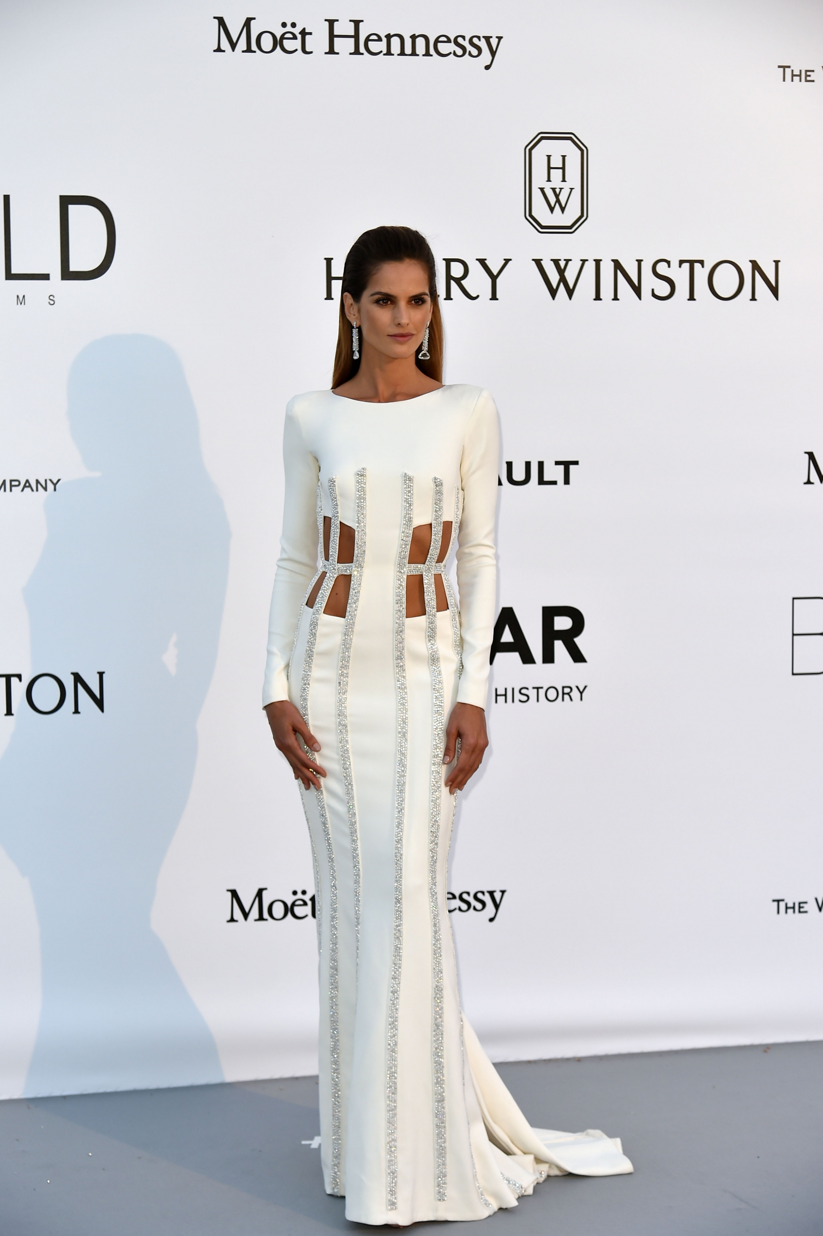 amfar red carpet