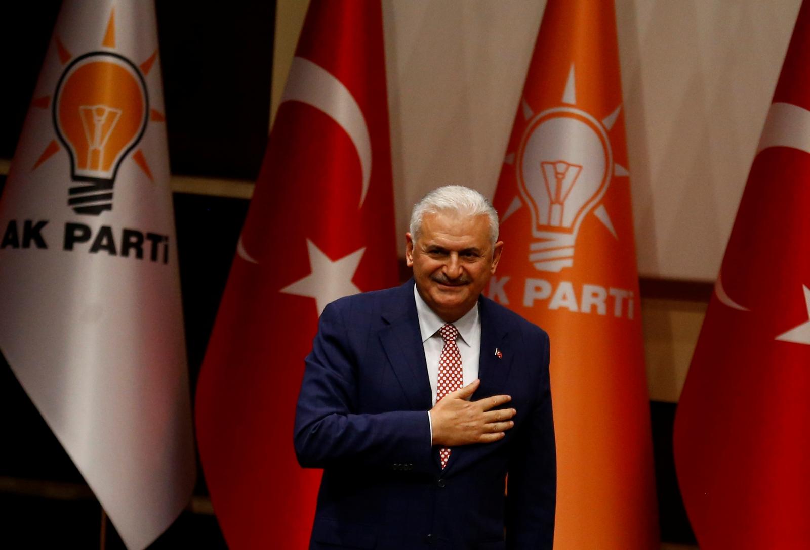 Binali Yildrim