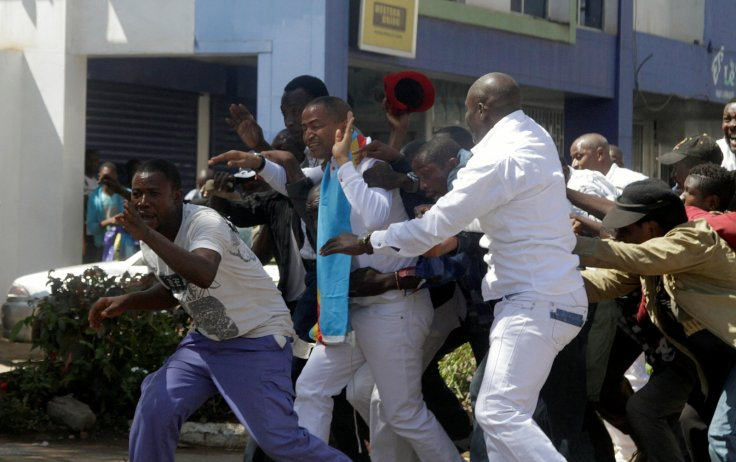 Moise Katumbi trial in DRC