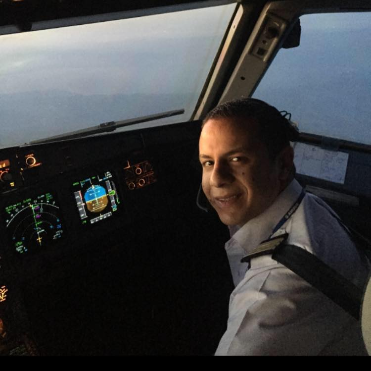 EgyptAir co-pilot